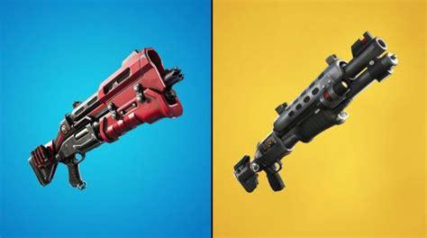 Fortnite Combat Shotgun Vs Tac