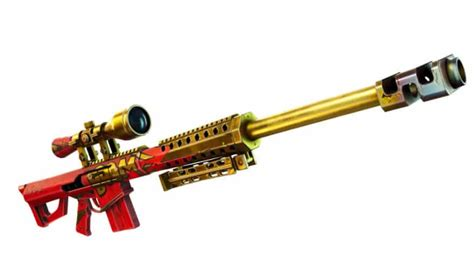 Fortnite How To Get Sniper Rifle