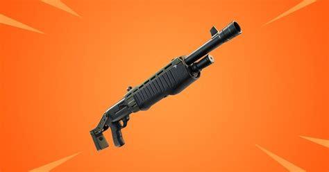 Fortnite Pump Shotgun Won T Shoot
