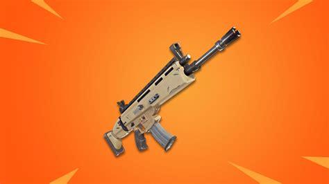 Fortnite Pve Best Assault Rifle