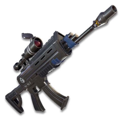 Fortnite Scoped Assault Rifle