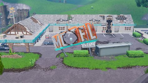 Fortnite Search Chests Or Ammo Boxes At A Motel
