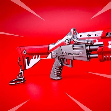 Fortnite Tactical Shotgun Replica