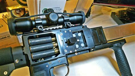 Forward Defense Munitions L5 Caseless Ammo 5bore Rifle
