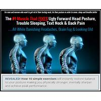 Guide to forward head posture fix