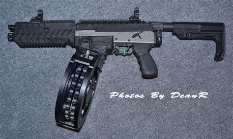 Fostec Automatic Tactical Shotgun