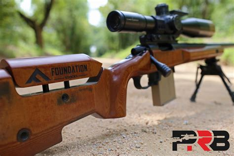 Foundation Rifle Stocks Review