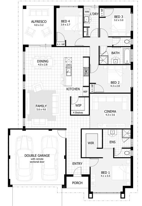 Four Bedroom House Plans Australia Iphone Wallpapers Free Beautiful  HD Wallpapers, Images Over 1000+ [getprihce.gq]