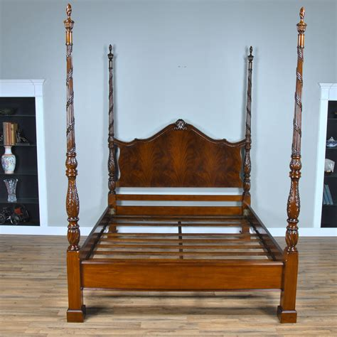 four post king size bed.aspx Image