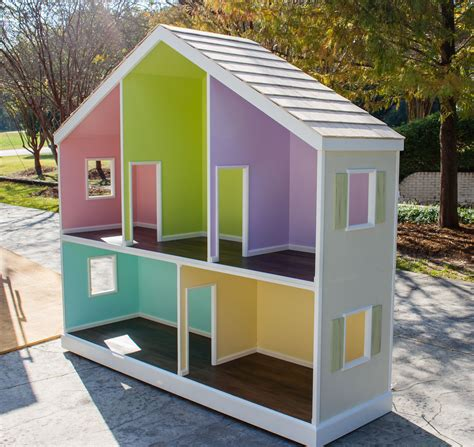 free american girl doll house plans.aspx Image