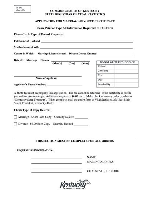 Divorce In Kentucky >> Free Divorce Papers For Kentucky Resume Making For Internship