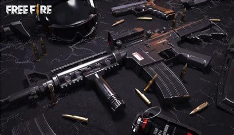 Free Fire Assault Rifle