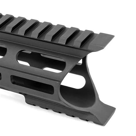 Free Float Handguard Mlok On End