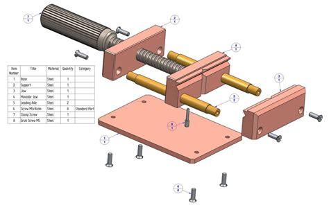free plans woodworking vise.aspx Image