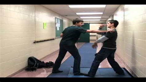 Free Self Defense Video High School Project