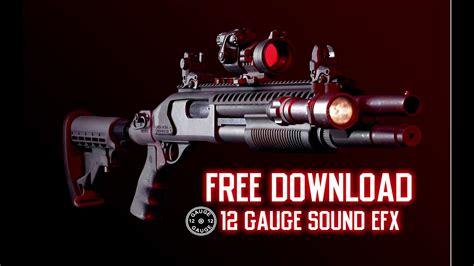 Free Shotgun Sound Effect