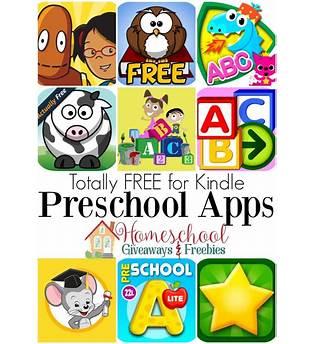 Free Apps For Kindergarten