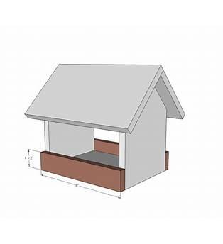 Free Birdhouse And Bird Feeder Plans