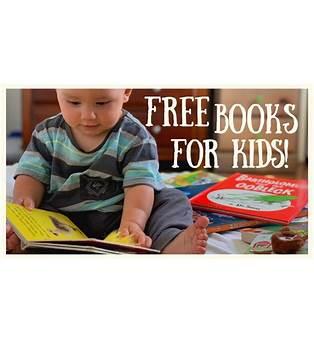 Free Books For Babies Program