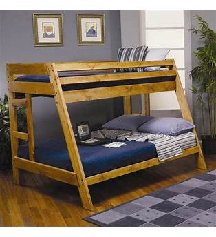 Free Bunk Bed Plans Full
