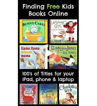 Free Children S Books To Read Online
