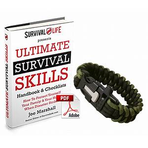 Guide to free firekable paracord bracelet from survival life ? survival life