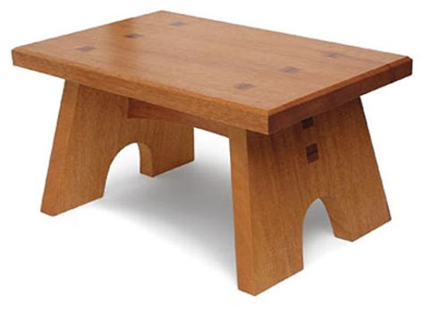 Free footstool plans Image