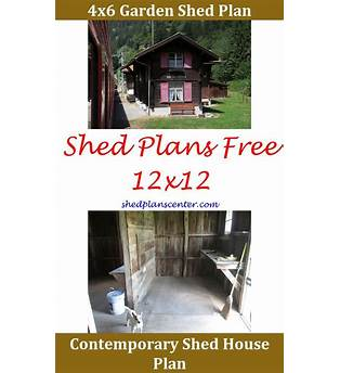 Free Framing Plans For Bully Barn Shed