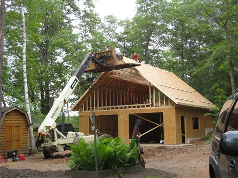 Free Garage Plans with Loft Space