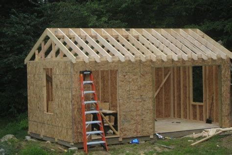 Free garden shed plans 8x12 Image