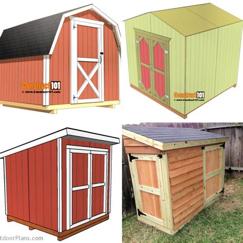 Free garden shed plans download Image