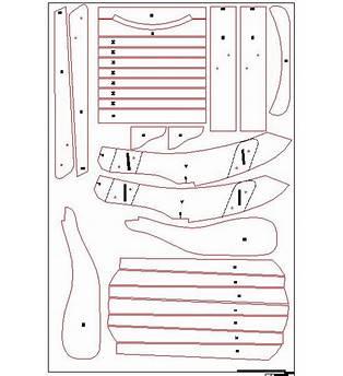 Free Grandpa Adirondack Chair Plans