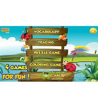 Free Kinder Learning Games
