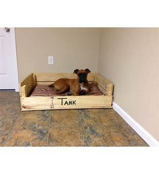 Free Pallet Dog Bed Plans