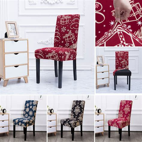 Free pattern dining chair slipcover Image