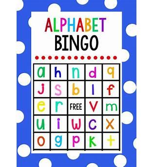 Free Preschool Alphabet Games