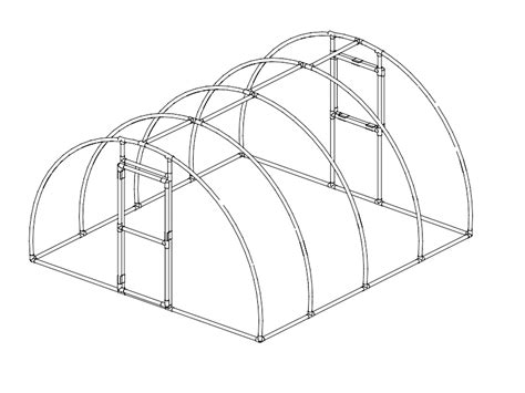 Free pvc greenhouse plans Image