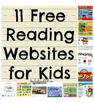 Free Reading Websites For 1st Grade