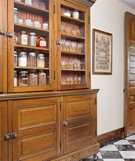 Free standing kitchen pantry cabinet plans Image