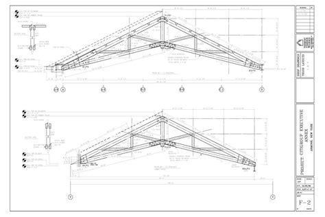 Cozy Free Timber Scissor Truss Plans - Ontex Kyoto