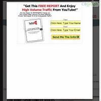 What is the best free traffic, build lists, make sales on youtube?