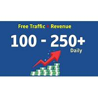 Free visitors to your website, money in your pocket free tutorials
