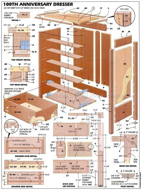 Free Wood Bedroom Furniture Building Plans