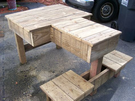 Free Wooden Shooting Bench Plans