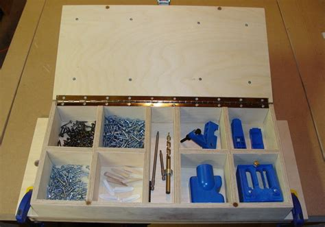 Free woodworking plans kreg jig Image
