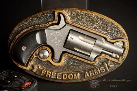Freedom Arms Belt Buckle Handgun