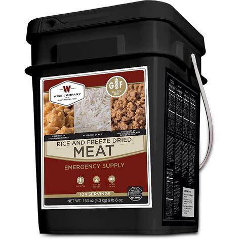Freeze Dried Meal Ebay