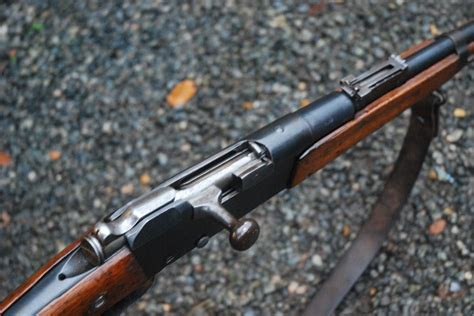 French Bolt Action Rifle Ww1