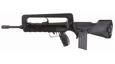 French Bullpup Rifle