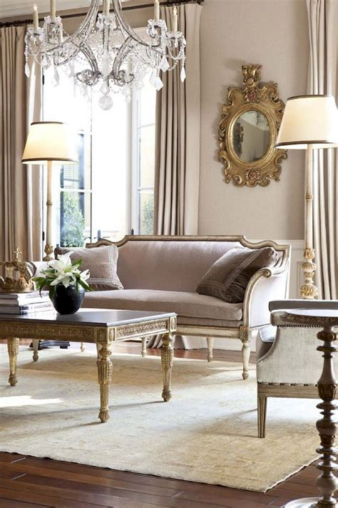 French Country Living Room Decorating Ideas